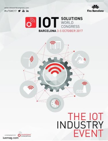 IoT Solutions World Congress 2017