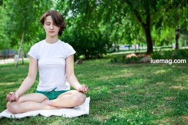 Mental health benefits of Meditation